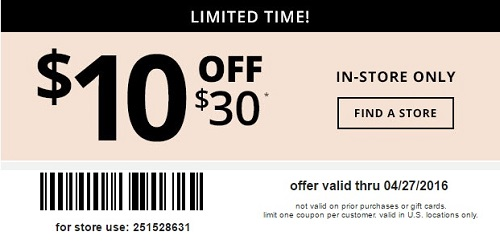 Coupon for: Hot deal from Payless ShoeSource