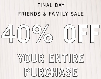 Coupon for: Final Day of Friends & Family Sale at Perry Ellis online