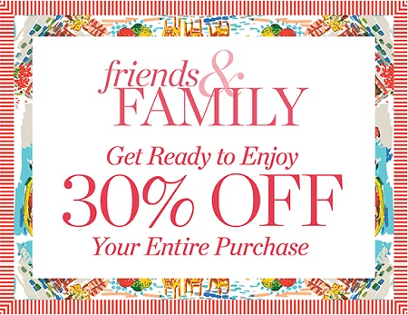 Coupon for: Get ready for Friends & Family Sale from Talbots