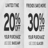 Thumbnail for coupon for: Save now at Eddie Bauer online