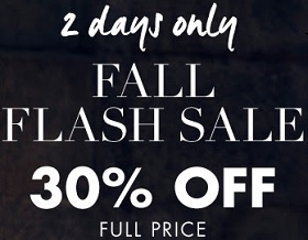 Coupon for: Flash Sale at Nine West online