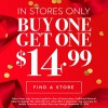 Coupon for: U.S. Perfumania: BOGO Sale on selected fragrances