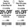 Coupon for: U.S. Gap Factory Deal: Shop with Exclusive Timed Coupons
