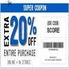 Coupon for: Use Crazy 8 printable coupon and save money
