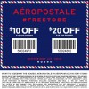 Coupon for: Spend more, save more at U.S. Aéropostale stores