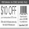 Coupon for: U.S. Perfumania Deal: Enjoy in-store savings pass
