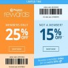 Coupon for: U.S. Payless ShoeSource Deal: Up to 25% off