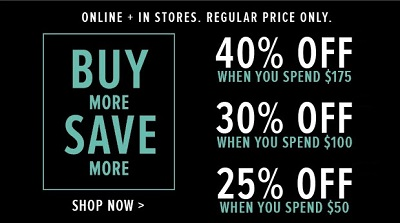 Coupon for: U.S. Torrid: This is the real Sale