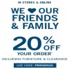 Coupon for: Get 20% discount at U.S. Pottery Barn
