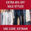 Coupon for: Last day to save money at Levi's online