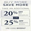 Coupon for: U.S. Haggar Deal: Buy More, Save More