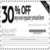 Coupon for: Enjoy shopping during Kirkland's special sale