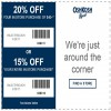 Coupon for: Get OshKosh B'gosh printable coupon: Up to 20% off