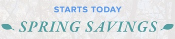 Coupon for: Spring Savings Event starts now at U.S. Brooks Brothers