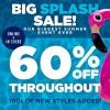 Coupon for: Enjoy Big Splash Sale at U.S. Aéropostale