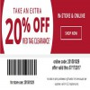 Coupon for: Save money with printable COUPON at Payless ShoeSource