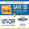 Coupon for: Use printable coupon or GymBucks and save at U.S. Gymboree stores