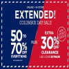 Coupon for: U.S. Aéropostale: Columbus Day Sale Extended