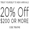 Coupon for: Treat yourself to new arrivals at U.S. bebe