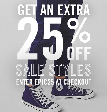 Coupon for: Amazing Savings at U.S. Converse