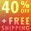 Thumbnail for coupon for: U.S. American Eagle Outfitters Black Friday Sale: Get 40% off