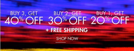Coupon for: U.S. Nine West: Up to 40% off your purchase